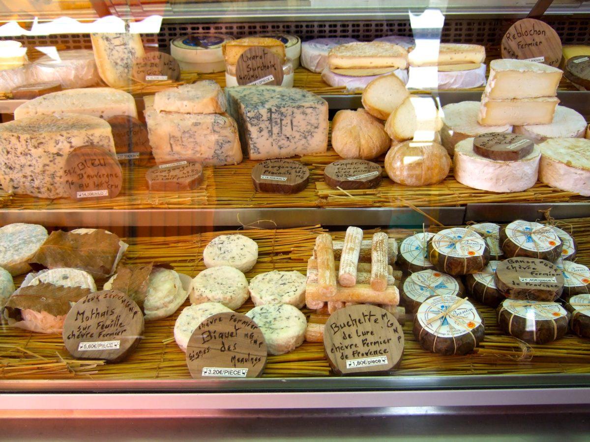 J'aime le fromage mais…